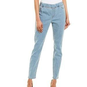 Eileen Fisher pull on organic cotton jeggings